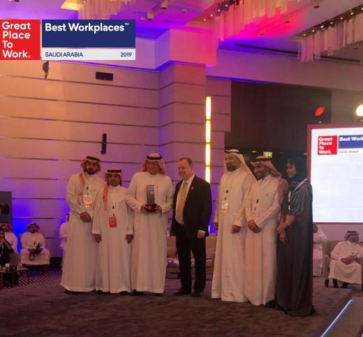 أفضل بيئة عمل سعودية | Kinan